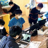 高校生による子供のための子供が楽しいと思えるロボットプログラミング教室 神戸市