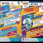 """ロボットイベント""""RoboSTEM"""" in Malaysia"""