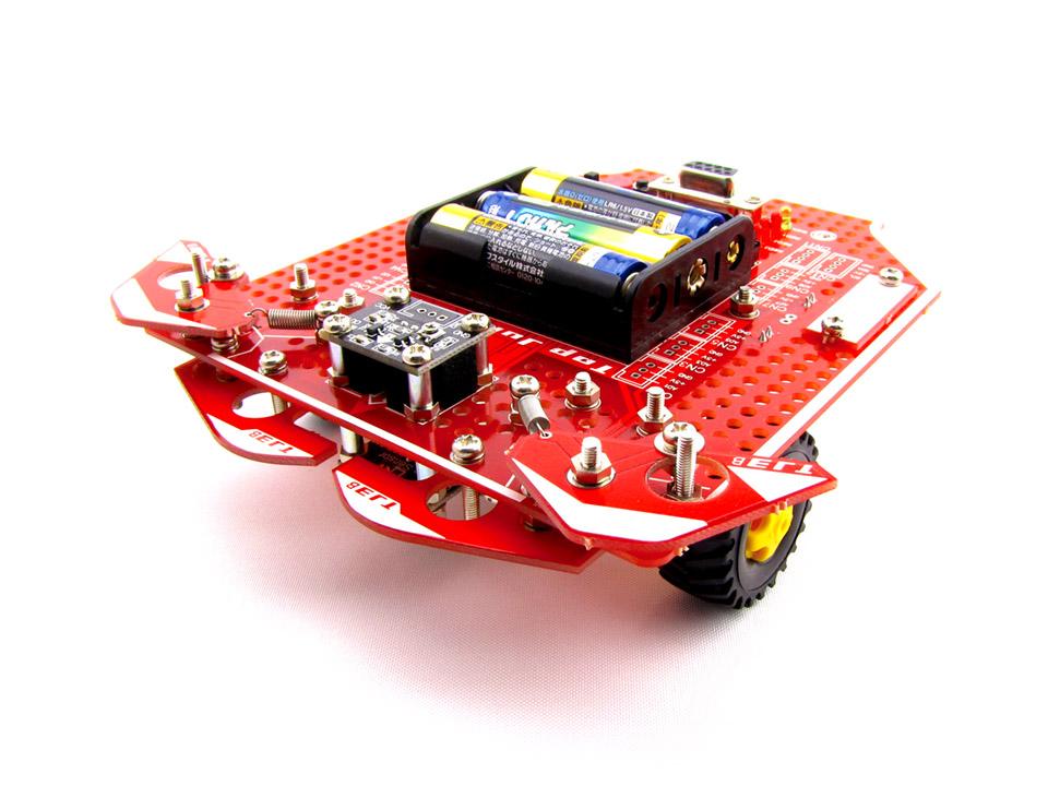 プログラミングロボットキットTJ3B(ティ・ジェイ・スリー ビー)
