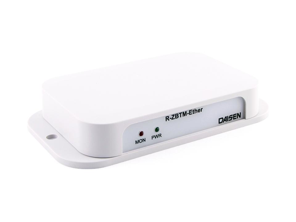 [Ethernet対応] 2.4GHz帯無線受信機R-ZBTM-Ether