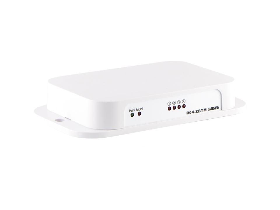 4点リレー接点出力2.4GHz帯無線受信機R04-ZBTM-C