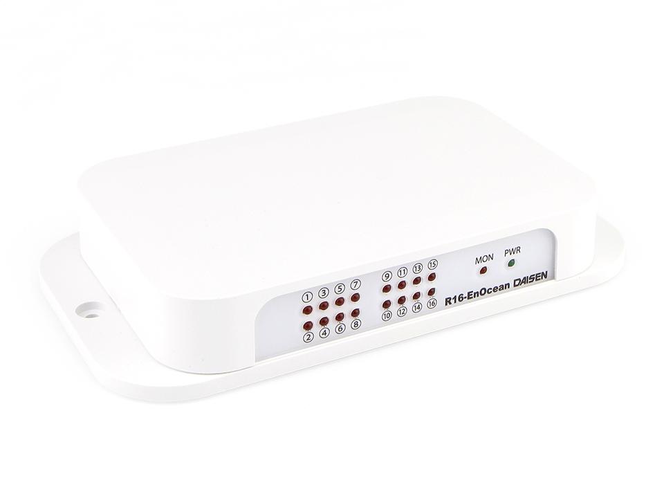 16点オープンコレクタ出力EnOcean無線受信機R16-EnOcean